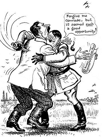Pakt Hitler-Stalin