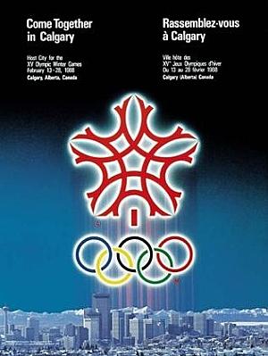 Les Olympiques de Calgary