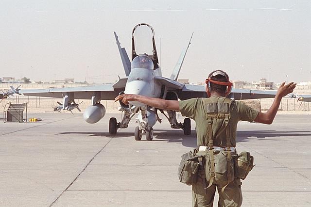 """Le """"Gulf War"""""""