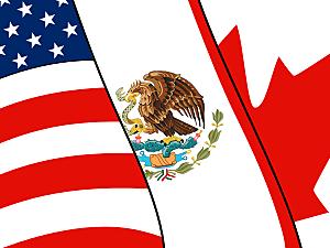 Accord de libre échange Nord-Américain entre les États-Unis