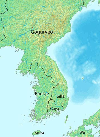 Baekje Start Period (Korea)