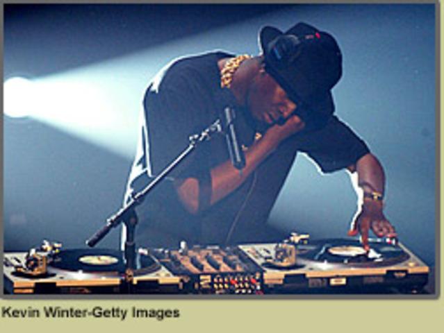 in 1970 flash helped start the hip hop scene.