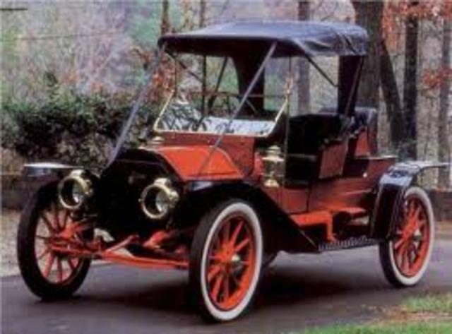 Cadillac roadster