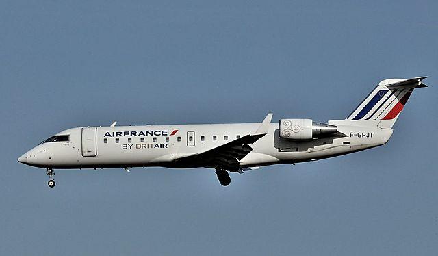 Bombardier perce le marché français
