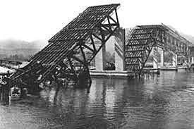 Effondrement du pont Second Narrows
