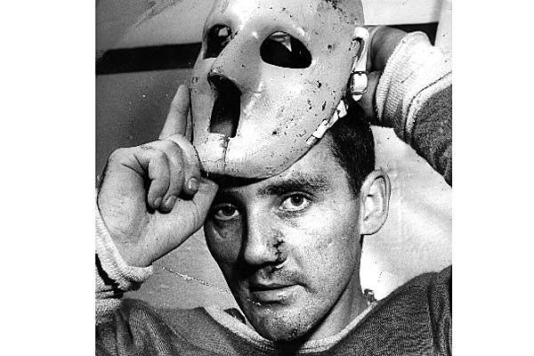 Masque de Jacques Plante