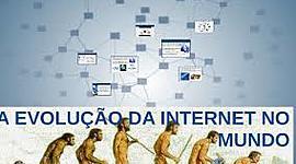 Internet Evoluçao timeline