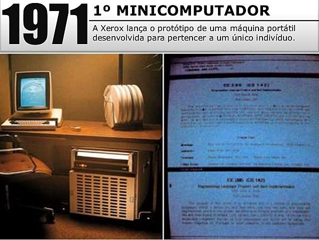 1971-Minicomputador