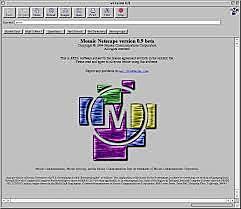 1994 - Mosaic