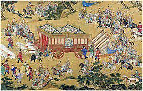 Zhou Dynasty Start (China