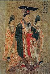 Sui Dynasty Start (China)