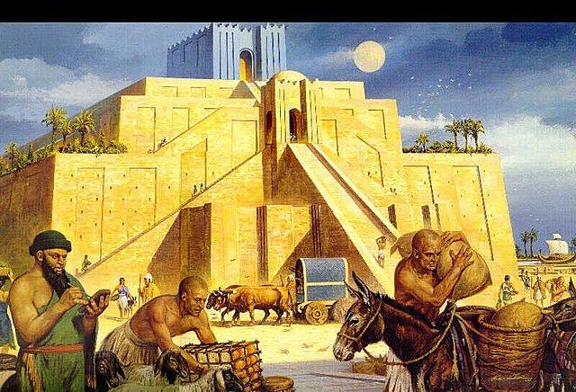 Surgimiento de Mesopotamia
