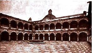 Primer nosocomio de Zaragoza.
