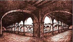 Primer nosocomio de Toledo.