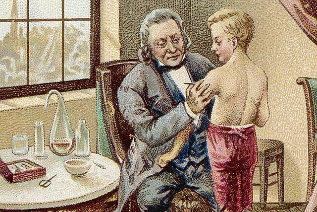 Creación de la vacuna