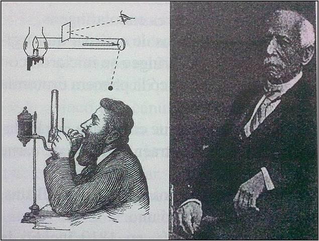 Primer laringoscopio