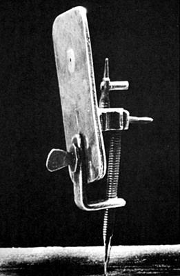 Primer rectoscopio