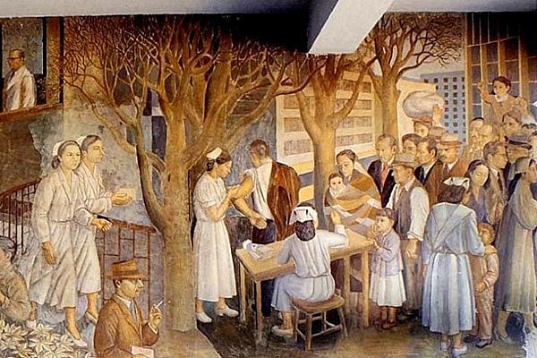 Los Reyes Católicos fundan el Real Protomedicato.