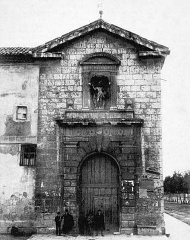 Primer nosocomio de Valladolid.