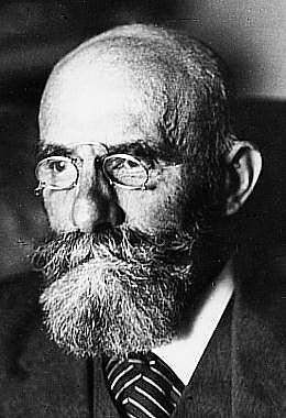 El barón Christian von Ehrenfels formuló la Teoría de la Gestalt.