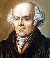 Samuel Hahnemann publica Órgano de la medicina racional (homeopatía)