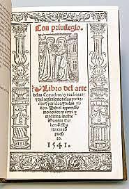 Damián Carbón, Libro de Arte de las comadres.