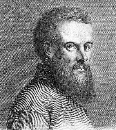 Andrés Vesalio. Aparece la primera edición de su obra (Sobre el edificio del cuerpo humano).