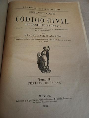 Revisión al Código Civil