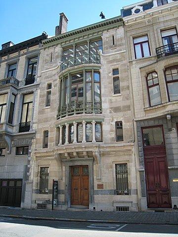 Casa Tassel -  Víctor Horta