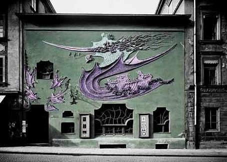 Renovación de la fachada del estudio fotográfico Elvira
