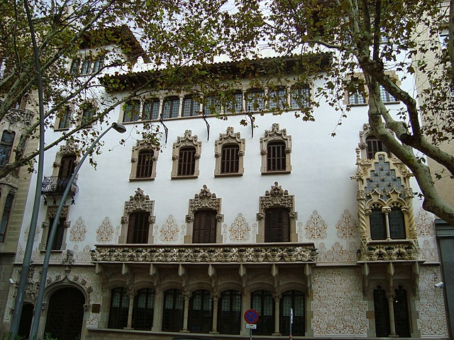 Maison Macaya - Joseph Puig i Cadafalch