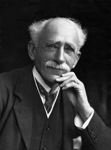 La electrónica comenzó con el diodo de vacío inventado por John Ambrose Fleming en 1904.