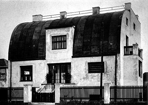 Casa Steiner - Adolf Loos
