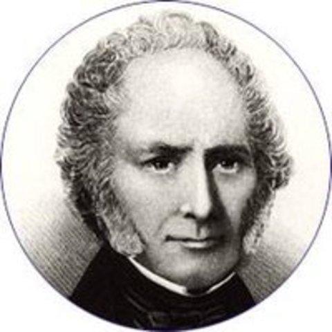 El inventor británico William Sturgeon crea un dispositivo que iba a contribuir significativamente a la fundación de las comunicaciones electrónicas: el electroimán.