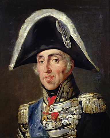 Charles X reigned in France