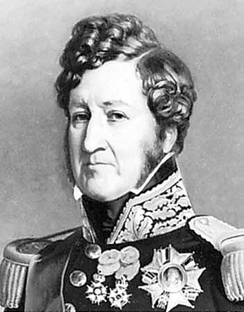 Louis-Philippe reigned in France