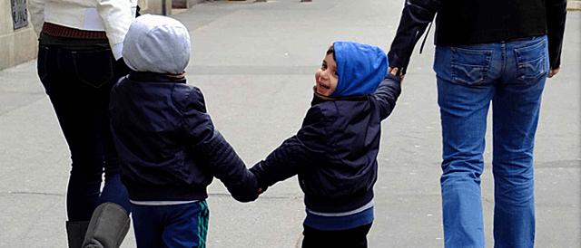I diritti dei bambini adulteri
