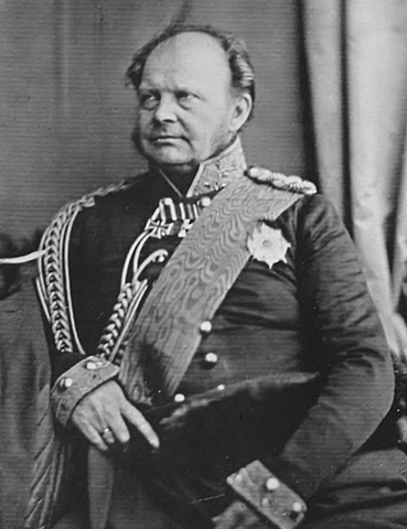 Frederick William IV reigned in Prussia