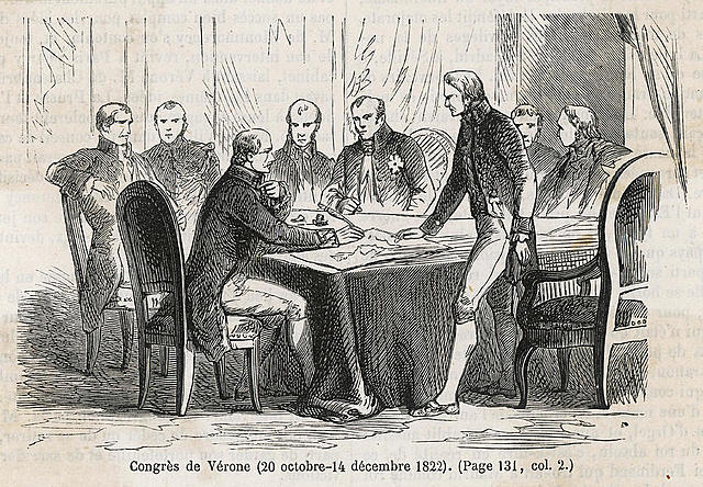 Congress of Verona