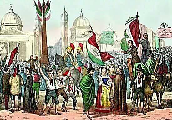 Revolution in Italy