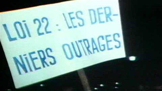 Loi 22