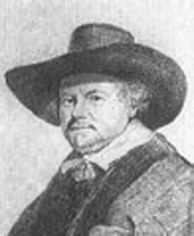 Ван Гойен Ян (1596-1656)