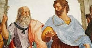Plato and Aristoteles