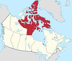 Le nunavut devient un territoire du canada