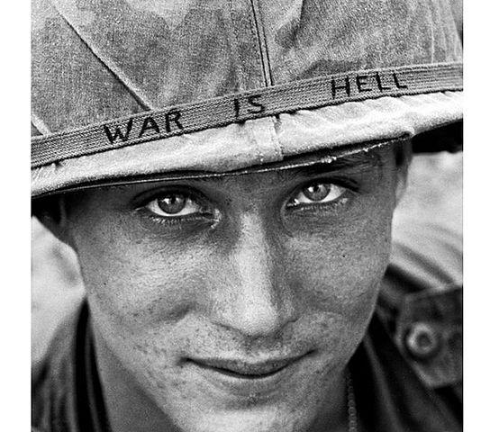 Folket reagerer og USA taper Vietnamkrigen