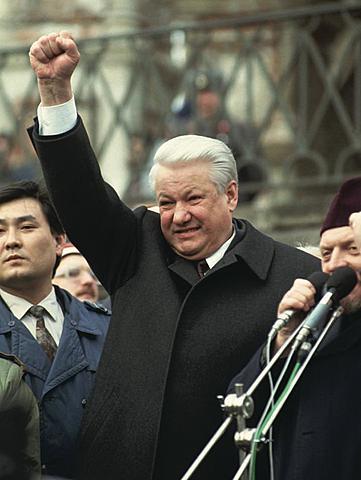 Sovjetunionen ble oppløst