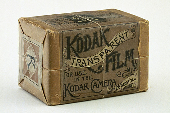 George Eastman and Celluloid Film