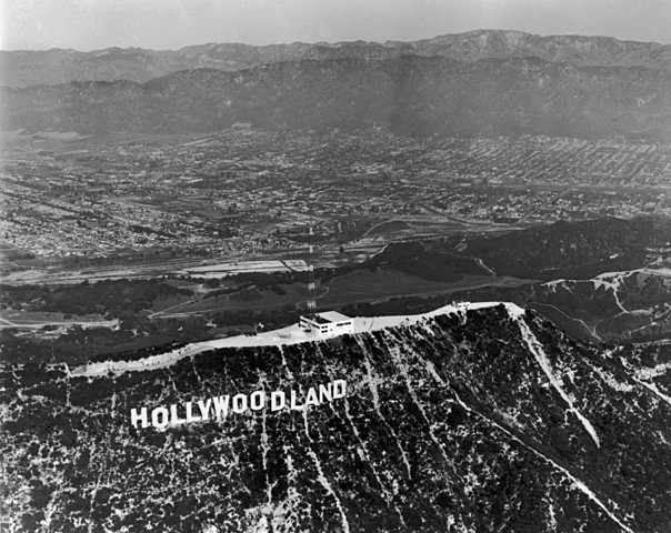 The Birth of Hollywood