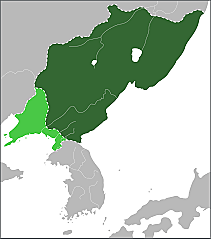 Parhae Dynasty Start (Korea)