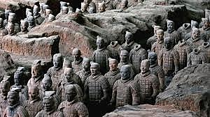 Qin Dynasty End (China)